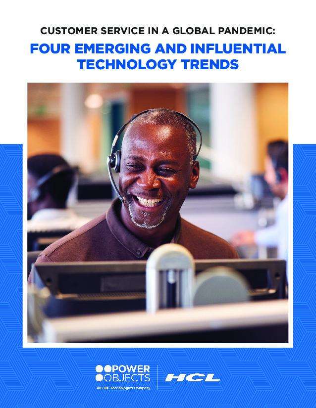 4 Emerging Customer Service Technology Trends