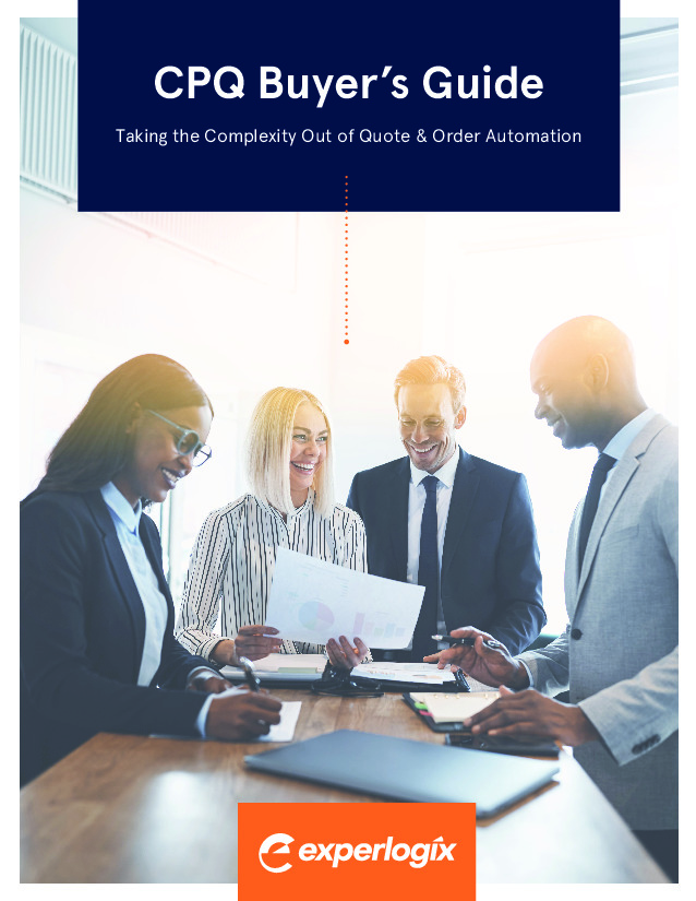 The Ultimate CPQ Buyer's Guide for Microsoft Dynamics Users