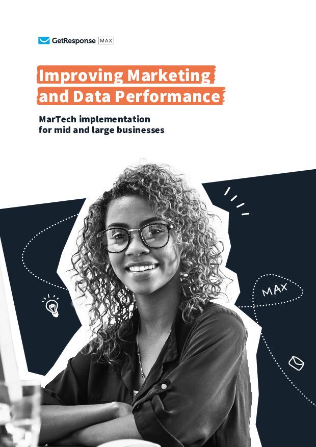 Improving Data and Marketing Performance