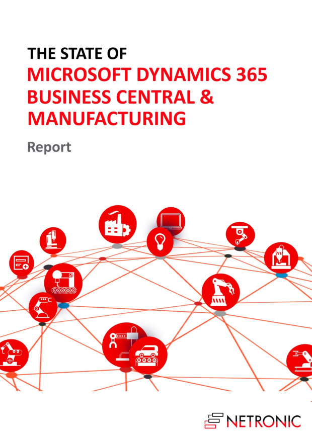 The State of Business Central and Manufacturing Report