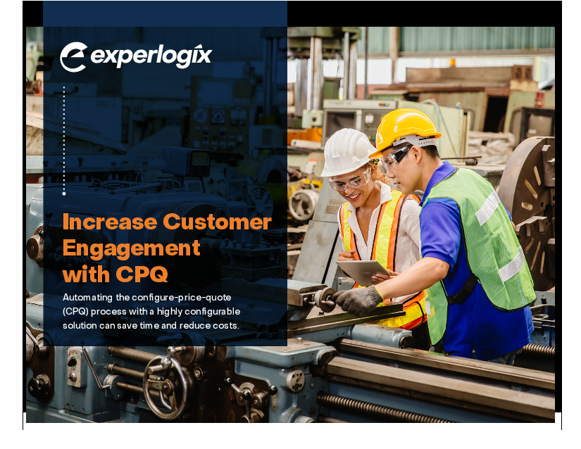 How to Increase Customer Engagement with CPQ
