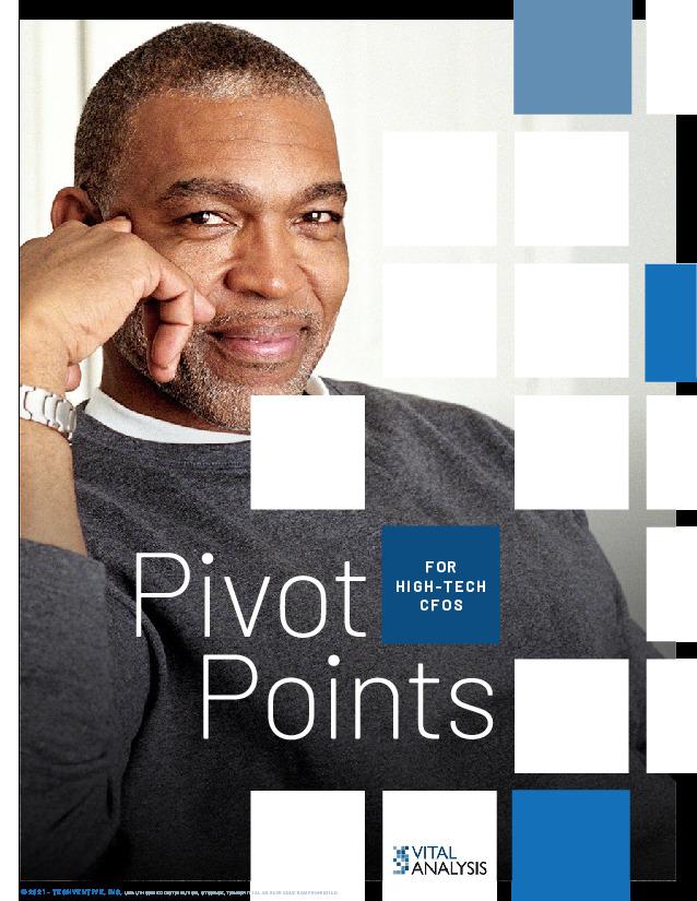 Pivot Points for High-Tech CFOs