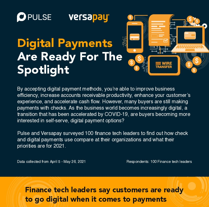 Survey Results: Digital Payments are Ready for the Spotlight