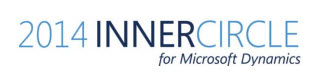 2014 Inner Circle for Microsoft Dynamics
