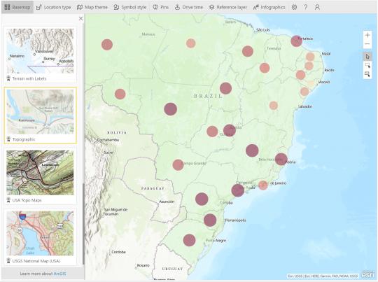 Esri releases subscription-based GIS for Power BI
