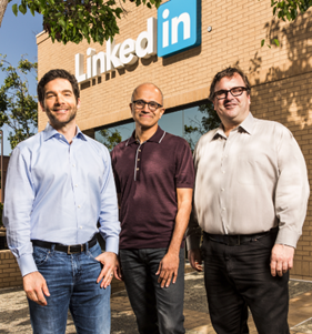 Microsoft and LinkedIn acquisition
