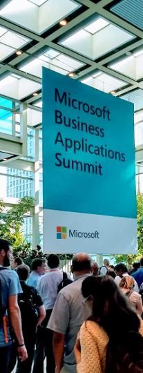 Microsoft Business Applicatinos Summit banner