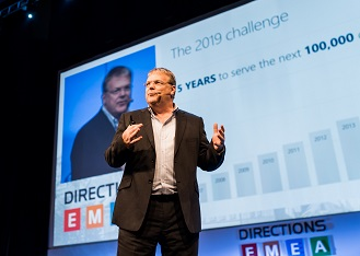 Paul White, Directions EMEA 2017