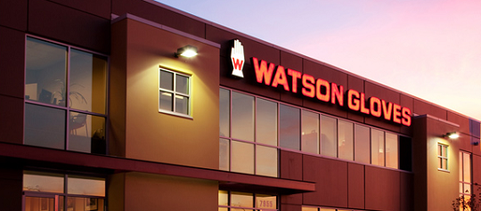 Watson Gloves headquarters