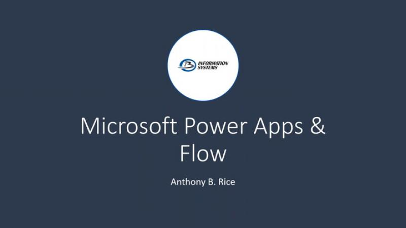 Microsoft PowerApps and Flow | MSDynamicsWorld com