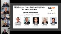 CRM Success Panel: Planning for the Future of Your Customers
