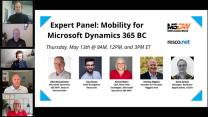 Expert Panel Discussion: Mobility for Dynamics 365 Business Central