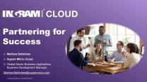 The Value of Ingram Micro Cloud to Microsoft Partners