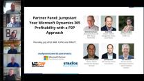 Partner Panel: Jumpstart Your Microsoft Dynamics 365 Profitability with a P2P Approach