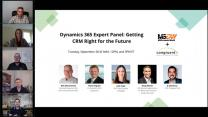 Dynamics 365 Expert Panel: Getting CRM Right for the Future