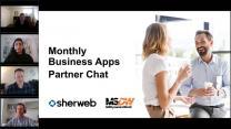 Business Apps Partner Chat, April 2021: SMB cloud competencies