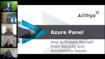 Azure Panel: How to Protect Yourself from Security and Vulnerability Issues