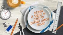 Design a Check in Dynamics 365 F&O During Lunch Break