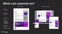 Output Management Solution for Dynamics, Introducing Lasernet!