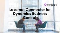 Lasernet Connector for Microsoft Dynamics Business Central