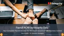 Deploying Dynamics 365 Business Central with Embedded Payroll