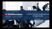 How to Transform Your Marketing for an All-Digital World