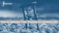 How to Optimize Time Tracking for Dynamics BC