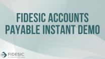 Fidesic Accounts Payable for Microsoft Dynamics GP