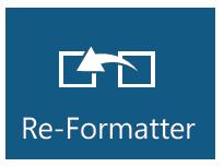 CRG Re-Formatter