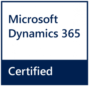 Certified for Microsoft Dynamics 365