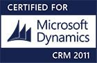 Certified for Microsoft Dynamics CRM 2011