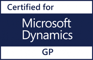 Certified for Microsoft Dynamics GP