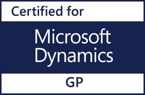 Certified for Microsoft Dynamics GP