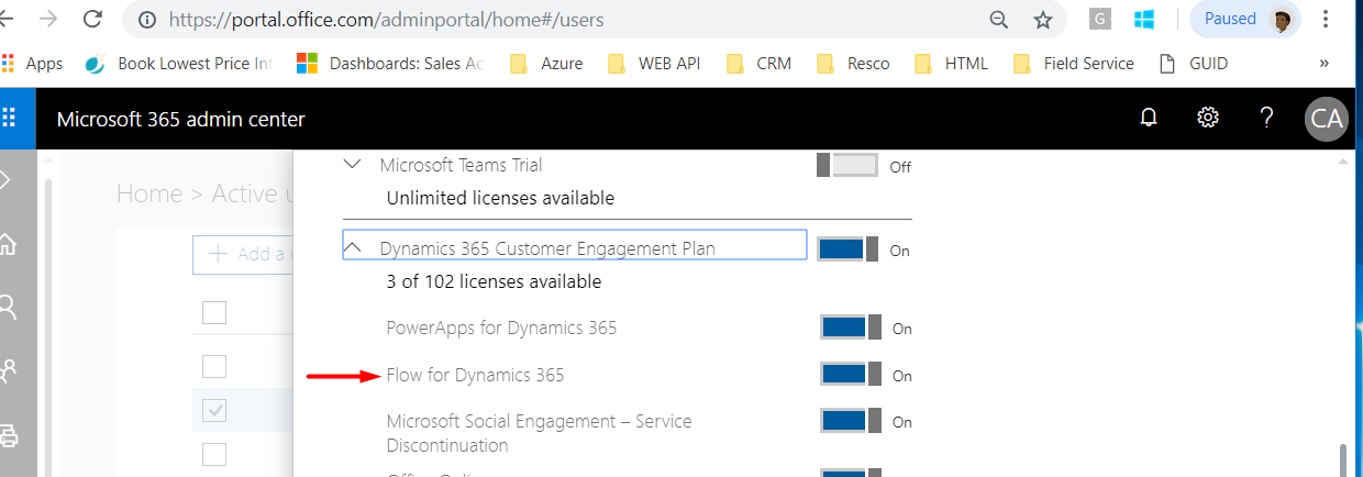 Run on-demand workflows with Microsoft Flow in Dynamics 365