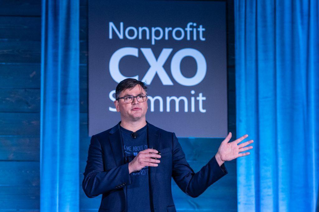 Erik Arnold, Microsoft Tech for Social Impact