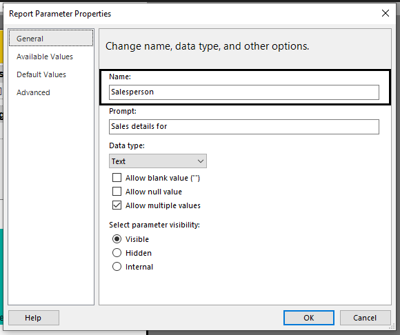 Power BI Updates: URL parameters