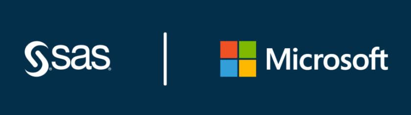 SAS Microsoft partnership