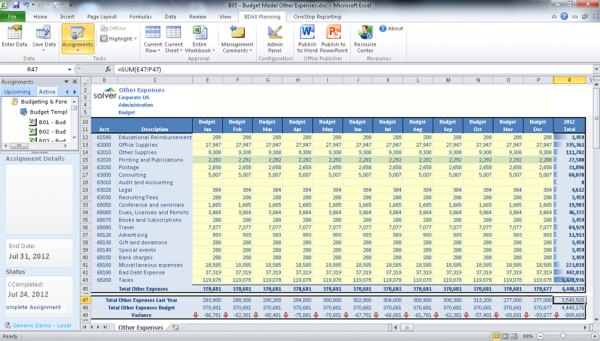 bi360 reporting budgeting and dashboard suite for microsoft